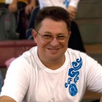 Инструктор 2-й категории Сергей Лушников