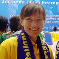 Инструктор 2-й категории Татьяна Рябинина