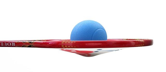 Провис поверхности с мячом менее 3 см